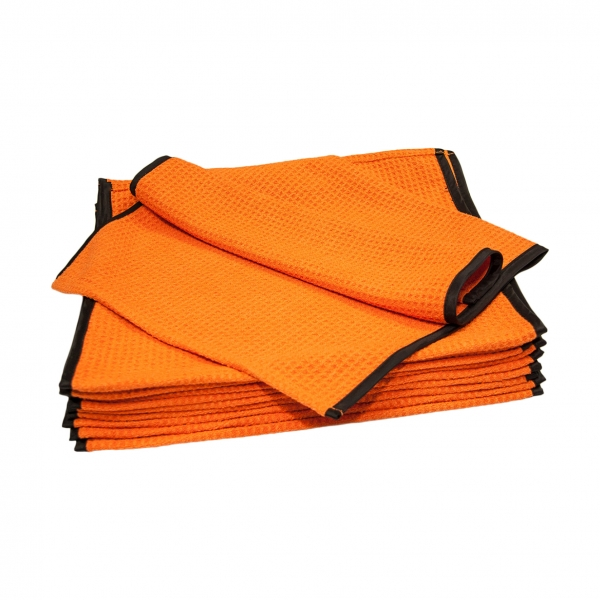 Softtouch Drying Cleaning Waffle Towel
